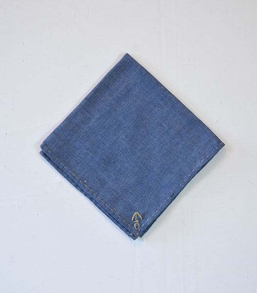 Duofold Cotton Pocket Square