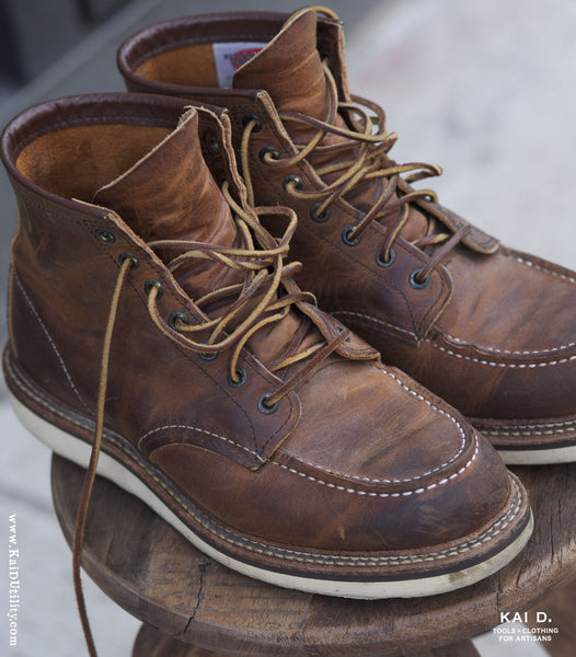 Pre-owned Red Wing Boots - 8 1/2