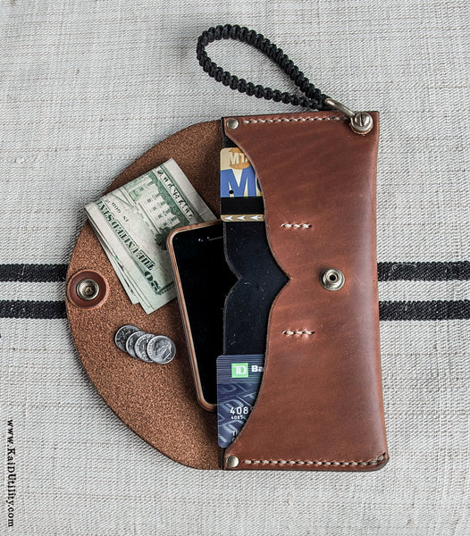 Lass Leather Wallet