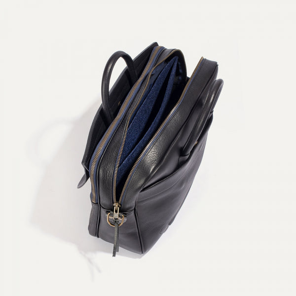 Zeppo Business Bag - Black