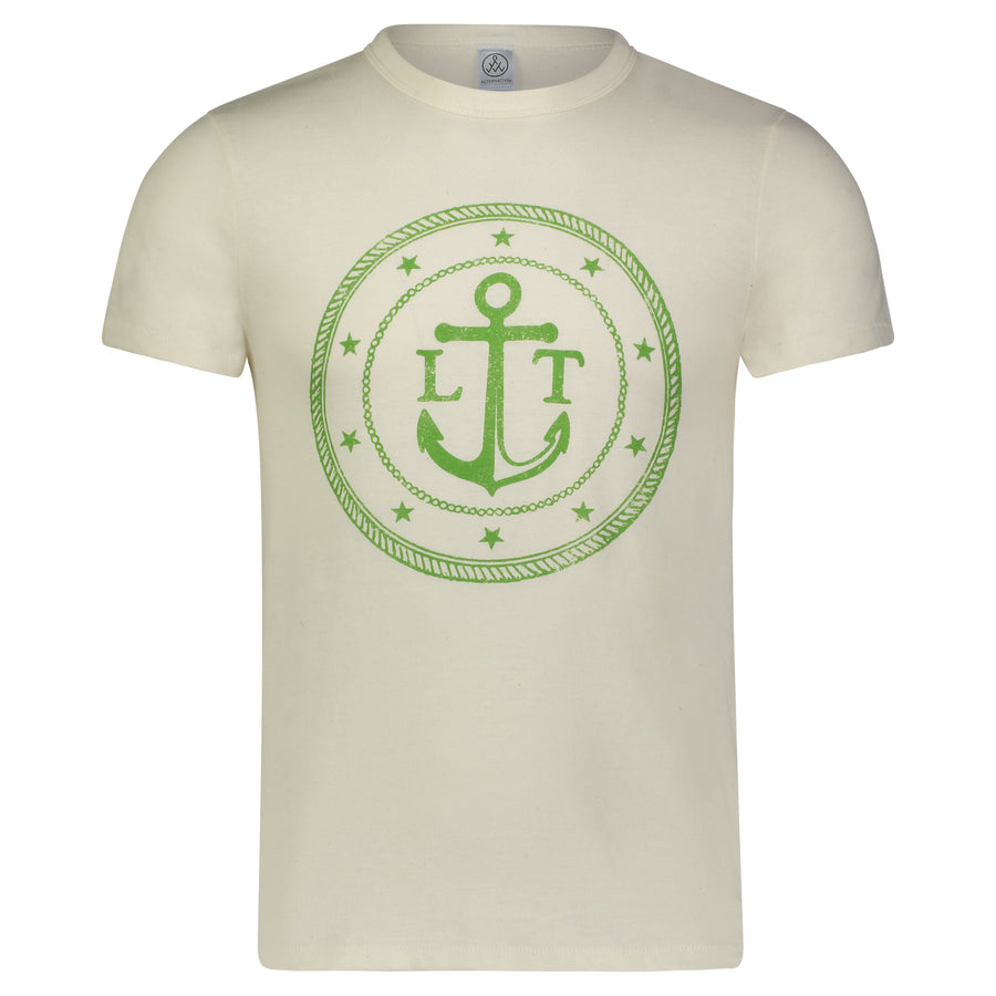 LowTides Eco-Jersey Crew T-Shirt, T-shirt, Lowtides Ocean Products, LowTides Ocean Products