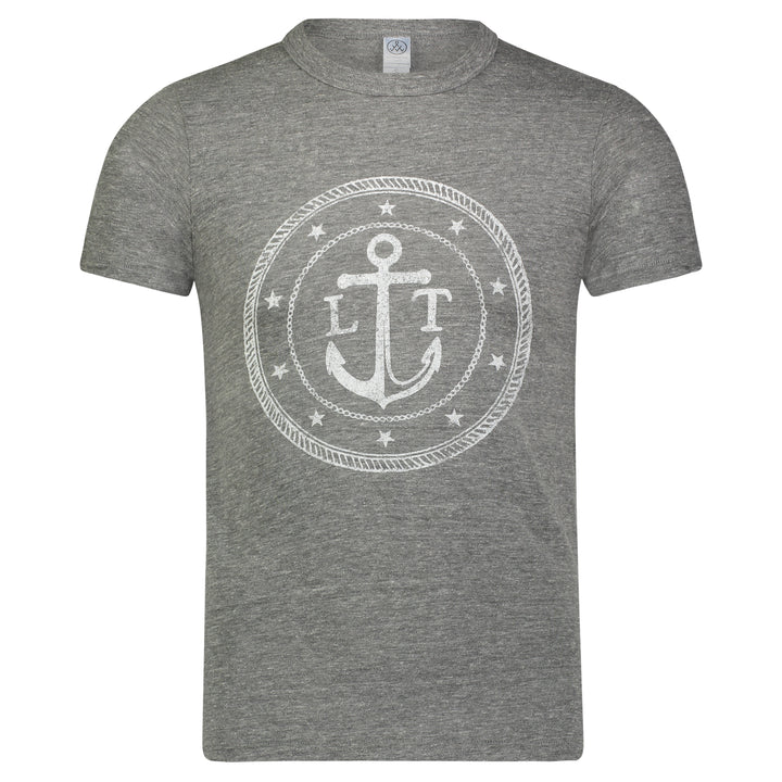 LowTides Eco-Jersey Crew T-Shirt - LowTides Ocean Products