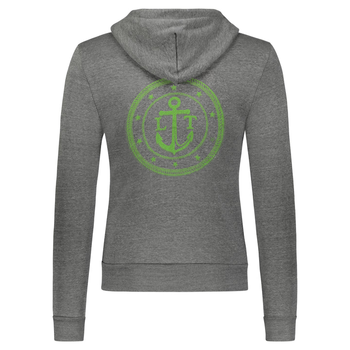LowTides Eco-Fleece Zip Hoodie - LowTides Ocean Products