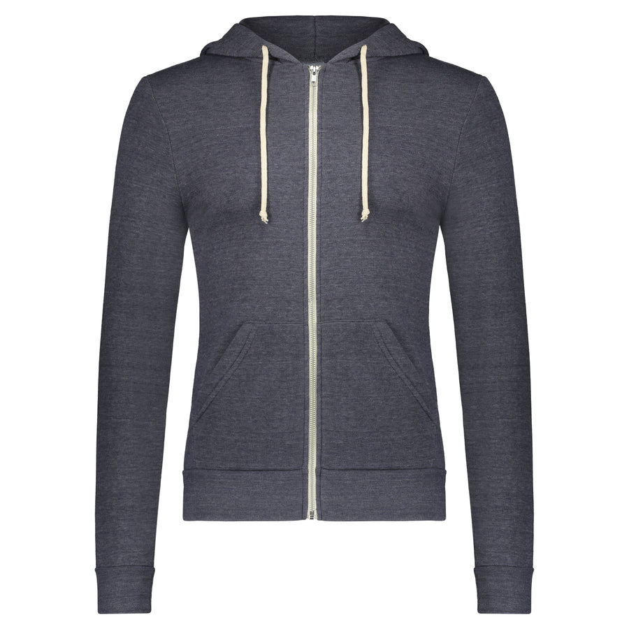 LowTides Eco-Fleece Zip Hoodie, Outerwear, LowTides Ocean Products