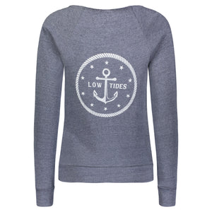 LowTides Eco-Fleece Sweatshirt, Outerwear, Lowtides Ocean Products, LowTides Ocean Products