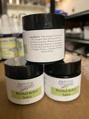 Herbal Relief Salve
