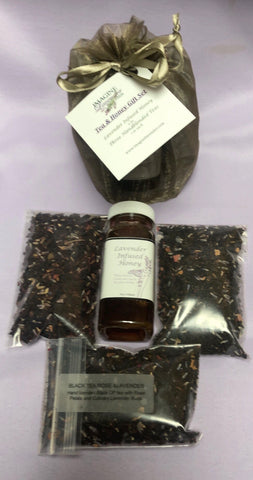 Tea & Honey gift set