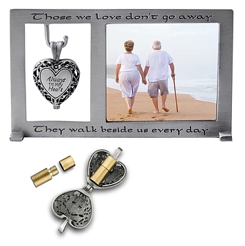 Memorial Frame - Those we love don't go away