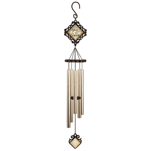 Wind Chimes ~ Vintage Style