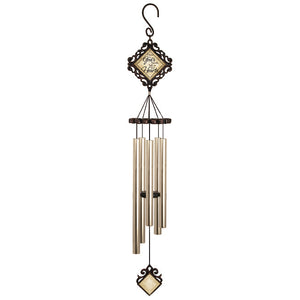 "Wind Chimes ~ Vintage Style ""In God's Hands"""