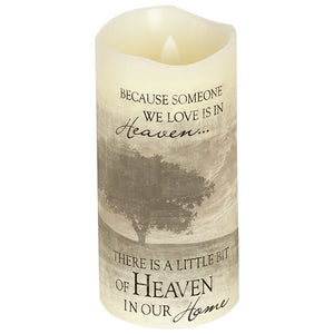 "Everlasting Glow 6"" Candle ~ ""Heaven"""