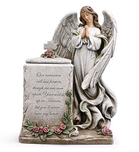 Angel ~ Praying Angel Urn Box