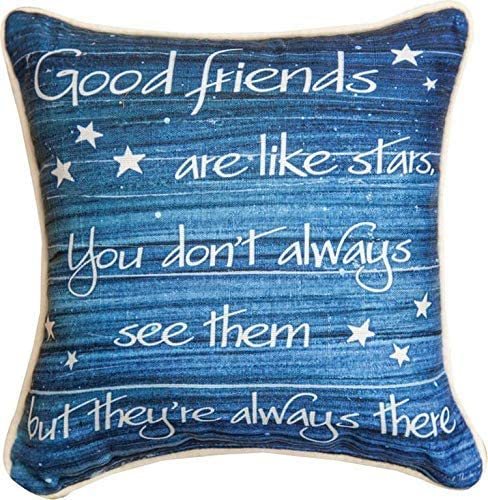 Pillow-Good Friends