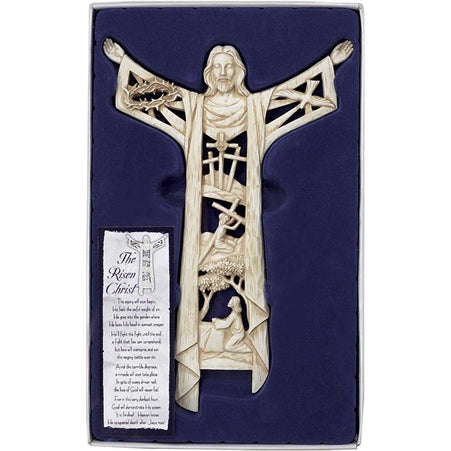 Cross-The Risen Christ Wall Cross