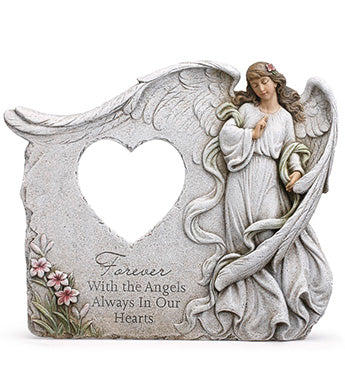Angel ~ Heart Frame
