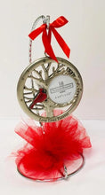 Load image into Gallery viewer, Ornament ~ Cardinal Photo Memorial Ornament (multiple verses)
