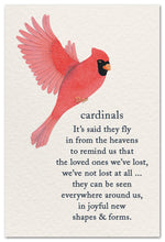"Load image into Gallery viewer, Cards-Condolence ""Cardinals"""