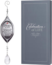 Load image into Gallery viewer, Ornament~Celebration of Life Box Ornament Gift Set