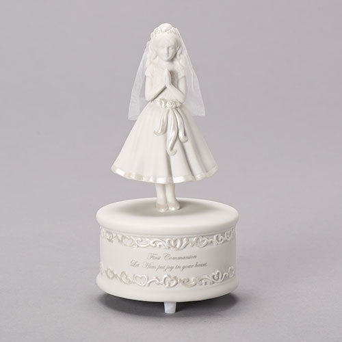 Music box-1st Communion Girl