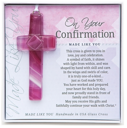 Ornament - On Your Confirmation Cross