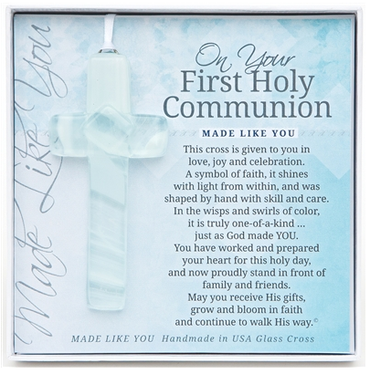 Ornament - On Your First Holy Communion Cross
