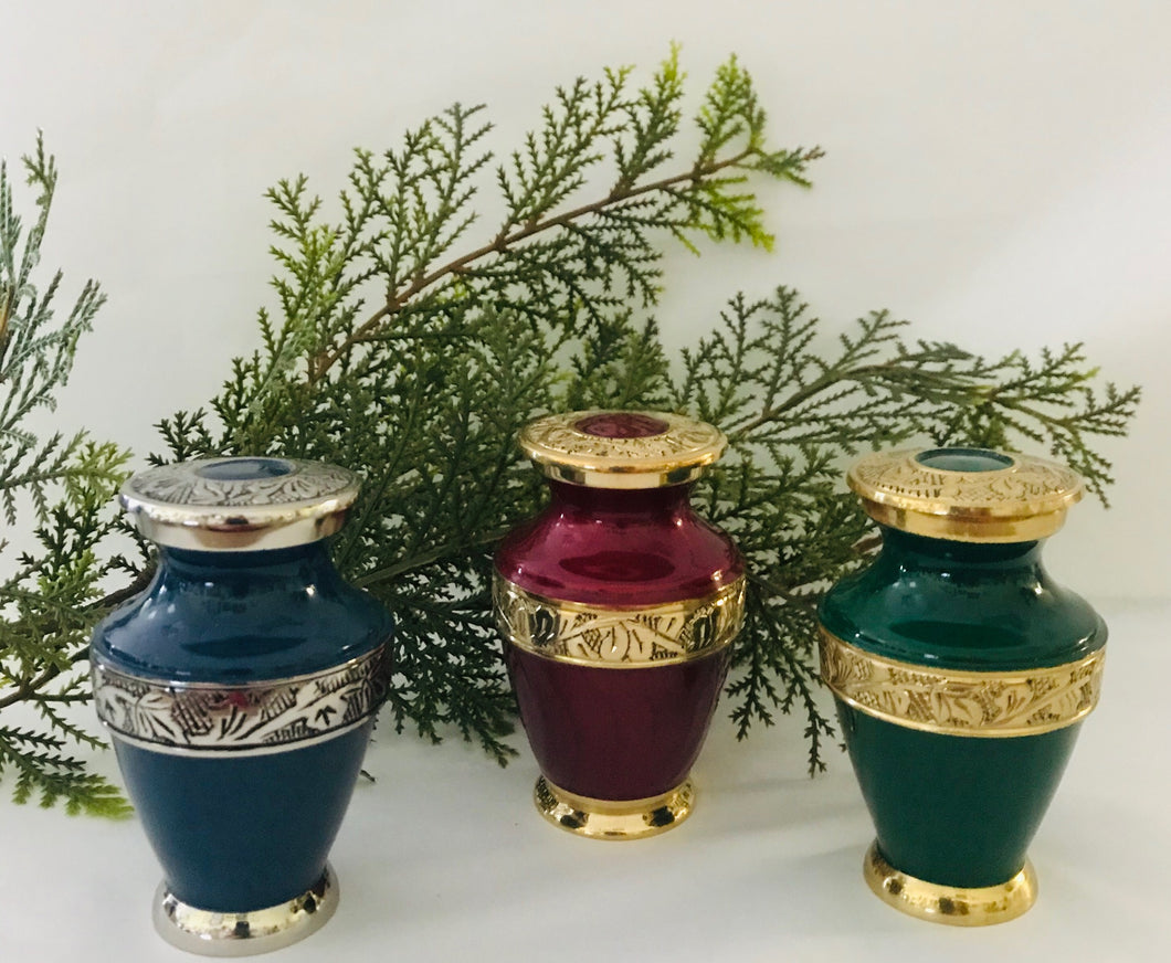 Keepsake Urns-Elegance Collection