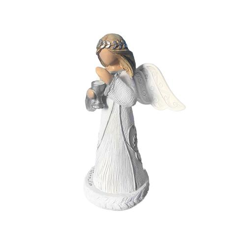 Angel ~ First Communion (silver)