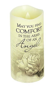 "Everlasting Glow 6"" Candle ~ ""Arms of an Angel"""