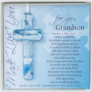 Ornament - Grandchild (Granddaughter and Grandson Available)