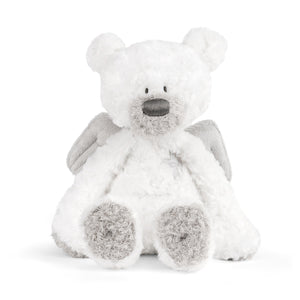Plush-Guardian Angel Bear