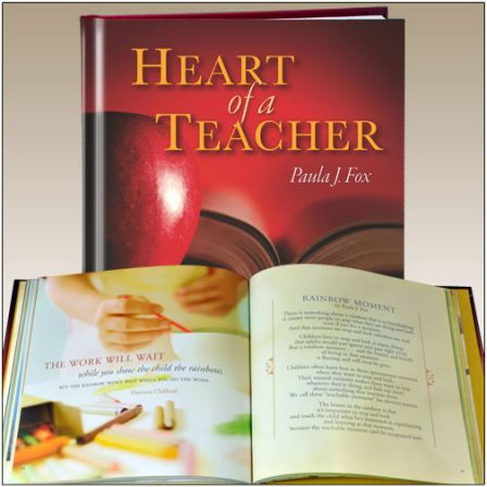Book-Heart of a Teacher