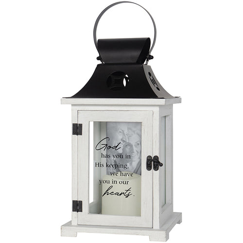 Lantern with Picture frame-Multiple Verses