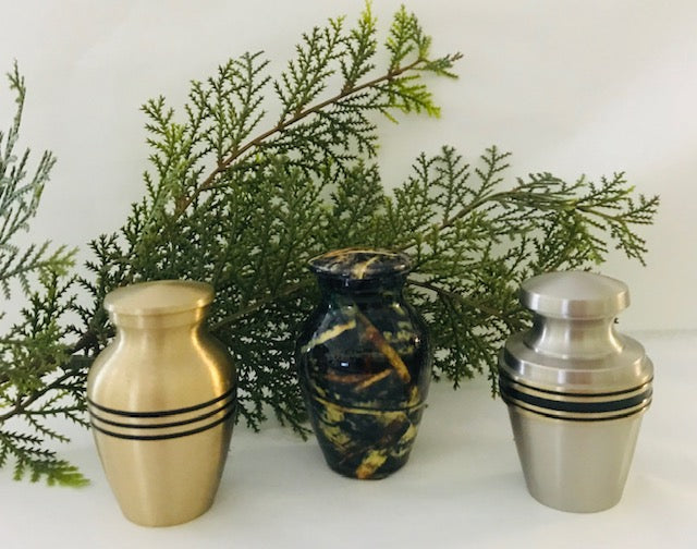 Keepsake Urns-Classic Collection