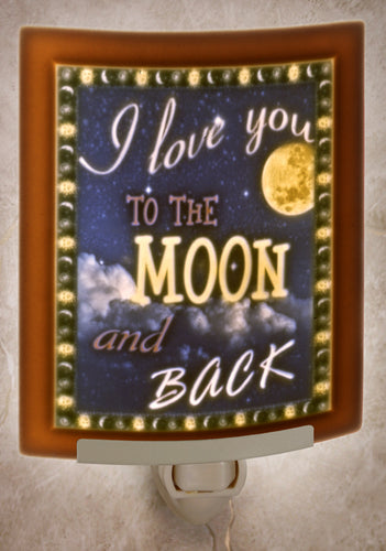 Nightlight ~ I Love You To The Moon & Back