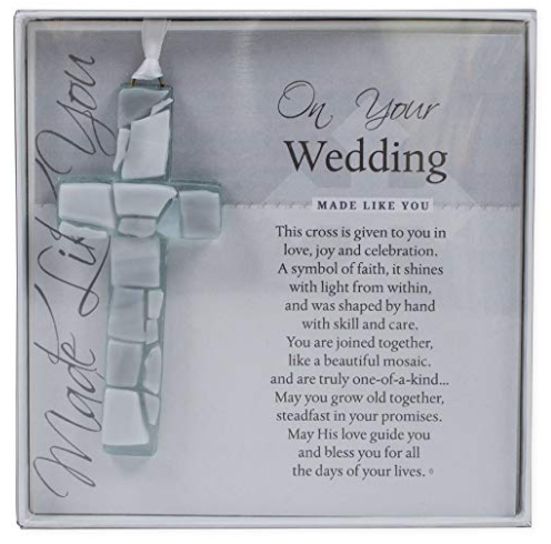 Ornament ~ On Your Wedding Cross