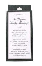 Load image into Gallery viewer, Ornament ~ Key to a Happy Marriage
