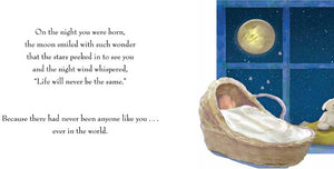 "Book-""On the Night You Were Born"" by Nancy Tillman"