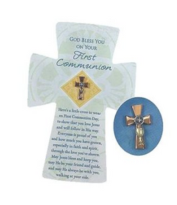 Pin ~ God Bless You on Your First Communion