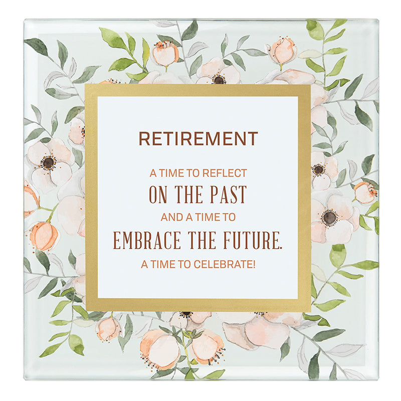 Heartfelt Frame ~ Retirement