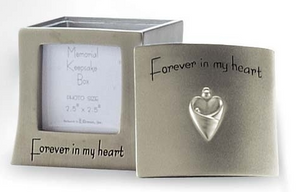 Keepsake Box ~ Forever In My Heart