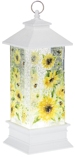 Sunflower Shimmer Lantern