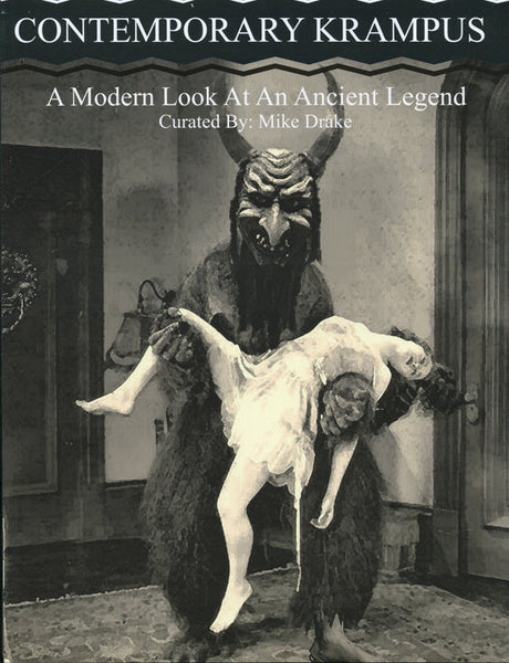 Contemporary Krampus Book.
