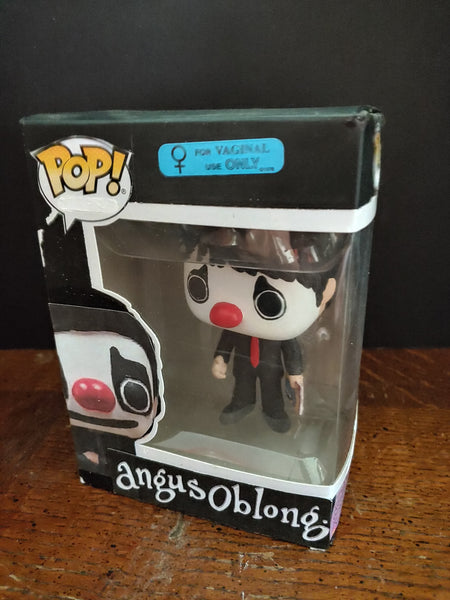 Angus Oblong POP Figure #4!