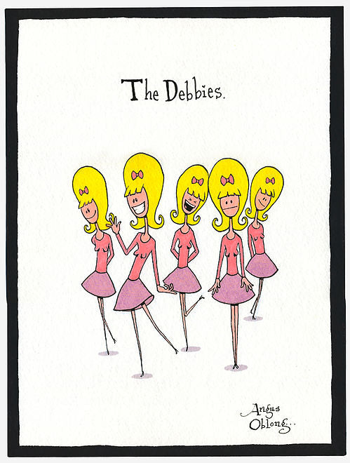 The Debbies.