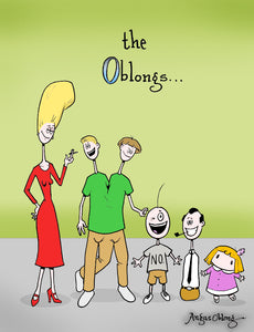 The Oblongs #3.