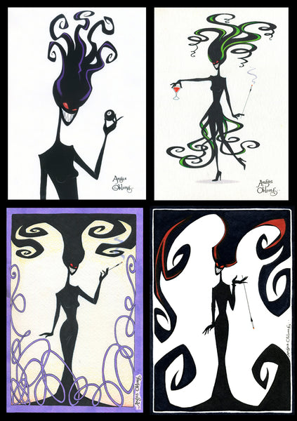 The Wicked Woman Collection!