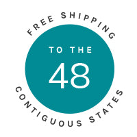 Free Shipping to the 48 Contiguous States