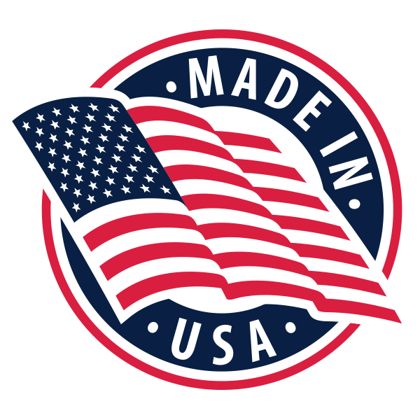 iBert seats are proudly made in the U.S.A!