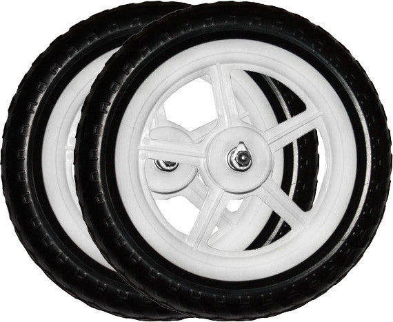 "Complete 12"" Rear or Front Wheel Set"