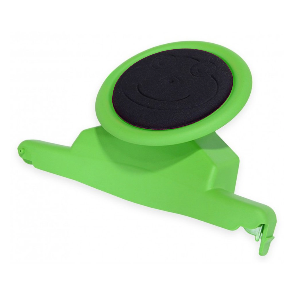 iBert by Kazam Replacement Parts - Green & Black Steering Wheel, Pad, and Lap Bar